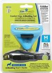 FURminator FURflex Комбо против линьки M, для собак средних пород, 4,5х13х18см