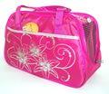DOGMAN Сумка -переноска для собак №7 розовая, размер 40х19х25см.