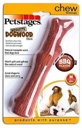 Petstages Игрушка для собак Mesquite Dogwood с ароматом барбекю