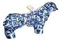 ZooPrestige Комбинезон для собак Дутик, синий, размер L
