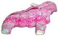 ZooPrestige Комбинезон для собак Дутик, розовый, размер М, спина 31см