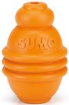"""Beeztees Игрушка для собак """"Sumo Play"""" оранжевая"""