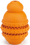 """Beeztees Игрушка для собак """"Sumo Play"""" для зубов оранжевая"""