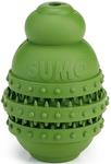 """Beeztees Игрушка для собак """"Sumo Play"""" для зубов зеленая"""