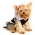 """I's Pet Куртка """"Montecarlo"""" цвет черный/сиреневый, размер S"""