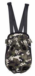 Al1 Рюкзак-переноска для собак камуфляж, размер L