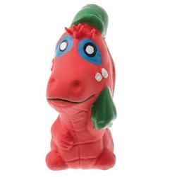 """Hello Pet Игрушка для собак """"Крокодил в кепке"""" 10см"""