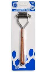 SHOW TECH Стриппинг 20 ножей с деревянной ручкой для очень мягкой шерсти
