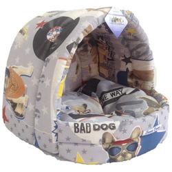 Бобровый дворик Лежак для собак и кошек ЭСТРАДА «СЛАДКИЙ СОН» Догги