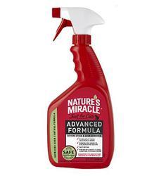 8 in 1 Уничтожитель пятен и запахов NM Advanced с усиленной формулой для кошек, спрей 945 мл.