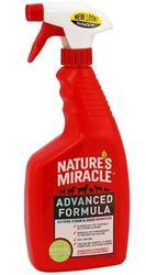 8 in 1 Уничтожитель пятен и запахов NM Advanced с усиленной формулой для собак, спрей 945 мл