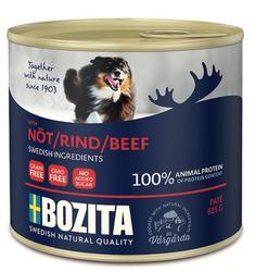 Bozita Консервы для собак мясной паштет с Говядиной 625г