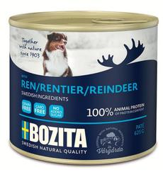 Bozita Конервы для собак мясной паштет с Оленем 625г