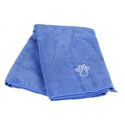 TRIXIE Полотенце 50х60 см, голубой цвет