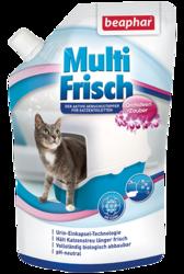 Beaphar Уничтожитель запаха Multi Frisch (Odour Killer) для кошачьих туалетов с ароматом орхидеи, 400г