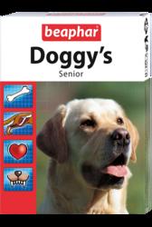 Beaphar Кормовая добавка Doggy's Senior для собак старше 7 лет, 75таб
