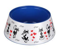 4 My Pets Миска Cats 0,3л пластик