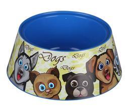 4 My Pets Миска для собак Чапа, 0,7л пластик