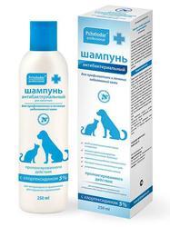 Пчелодар Шампунь антибактериальный с хлоргексидином 5% пролонгированного действия 250мл
