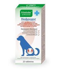 Пчелодар Нефродог для профилактики МКБ 25таб