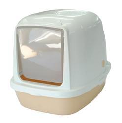 HOMECAT Туалет закрытый перламутр (53см х 39см х 48см)
