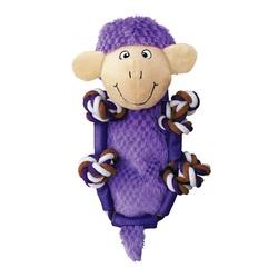 Kong Игрушка для собак Barnyard Knots Овечка малая 25 х 11 см
