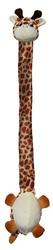 Kong Игрушка для собак Danglers Жираф 62 см с шуршащей шеей