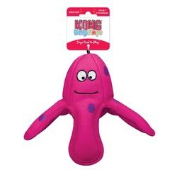 Kong Игрушка для собак Belly Flops Осьминог 19 х 17 см
