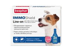 Beaphar Капли IMMO Shield для собак 3 пип