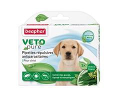 Beaphar BIO SPOT ON капли для щенков от блох, клещей и комаров с экстрактом маргозы 3 пип.