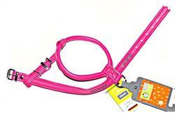 Hunter Smart шлейка для собак Modern Art R+S Luxus кожзам розовый