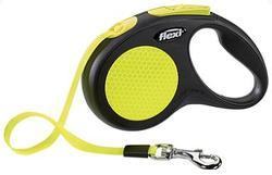 Flexi Рулетка Neon New Classic лента 5 м