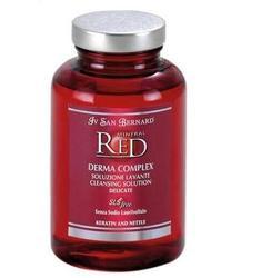 IV SAN BERNARD Mineral Red Derma Complex дерматологический шампунь с кератином БЕЗ лаурилсульфата 300 мл