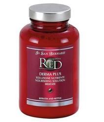IV SAN BERNARD Mineral Red Derma Plus дерматологический кондиционер с кератином 300 мл