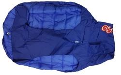 Ferribiella Водостойкая куртка-попона Комфорт синяя, спина 47см
