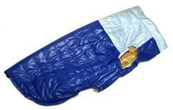LifeDog Попона для больших пород собак, размер 6XL, синяя
