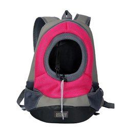 Al1 Рюкзак-кенгуру для собак открытый, размер М