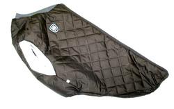 SportDog Куртка-попона меховая для крупных собак, коричневая, спина 65см