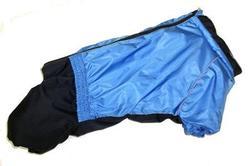 LifeDog Комбинезон для французского бульдога №6 синий, спина 40-44см