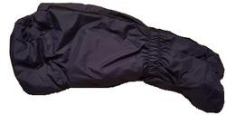 LifeDog Комбинезон для таксы, утепленный, на синтепоне, синий, размер №4, спина 50-52см