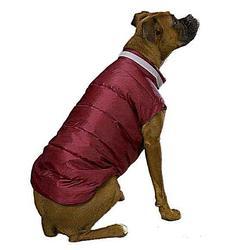 АНТ Жилет-попона для крупных собак Красный, размер L, спина 51см
