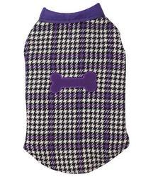 АНТ Жилет-пальто для крупных собак, фиолетовый, размер L