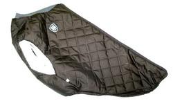 SportDog Куртка-попона меховая для собак, коричневая, спина 34см