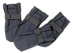 АНТ Ботиночки-носочки Ultra Paws Snow для средних и крупных собак, р. S, M, L, XL, черный
