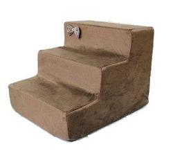 "LuxDog Лестница для собак коричневая ""Браун"", 3 размера"
