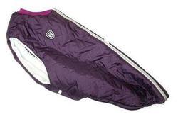 SportDog Куртка-попона меховая для крупных собак, баклажан, спина 65см
