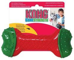 Kong Holiday игрушка для собак CoreStrength Косточка средняя 14 см