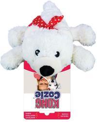 Kong Holiday игрушка для собак Cozie Мишка средний 15 см