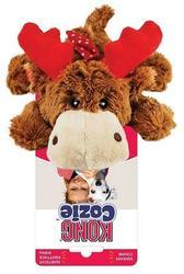 Kong Holiday игрушка для собак Cozie Олень средний 15 см и 20см