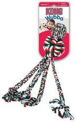 Kong Holiday игрушка для собак Wubba Weave из каната большая 38 см